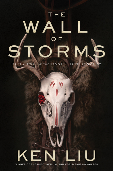 The Wall of Storms cover