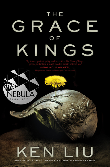 The Grace of Kings cover