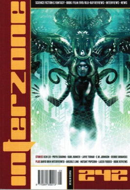 Interzone Issue 242