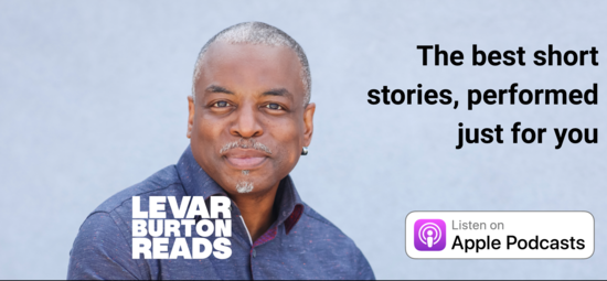 LeVar Burton Reads podcast