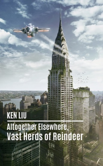 Cover for Altogether Elsewhere