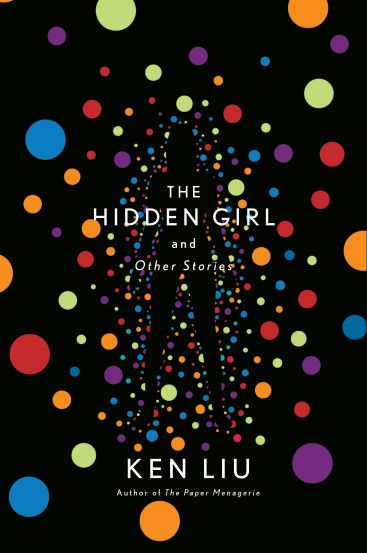 The Hidden Girl cover