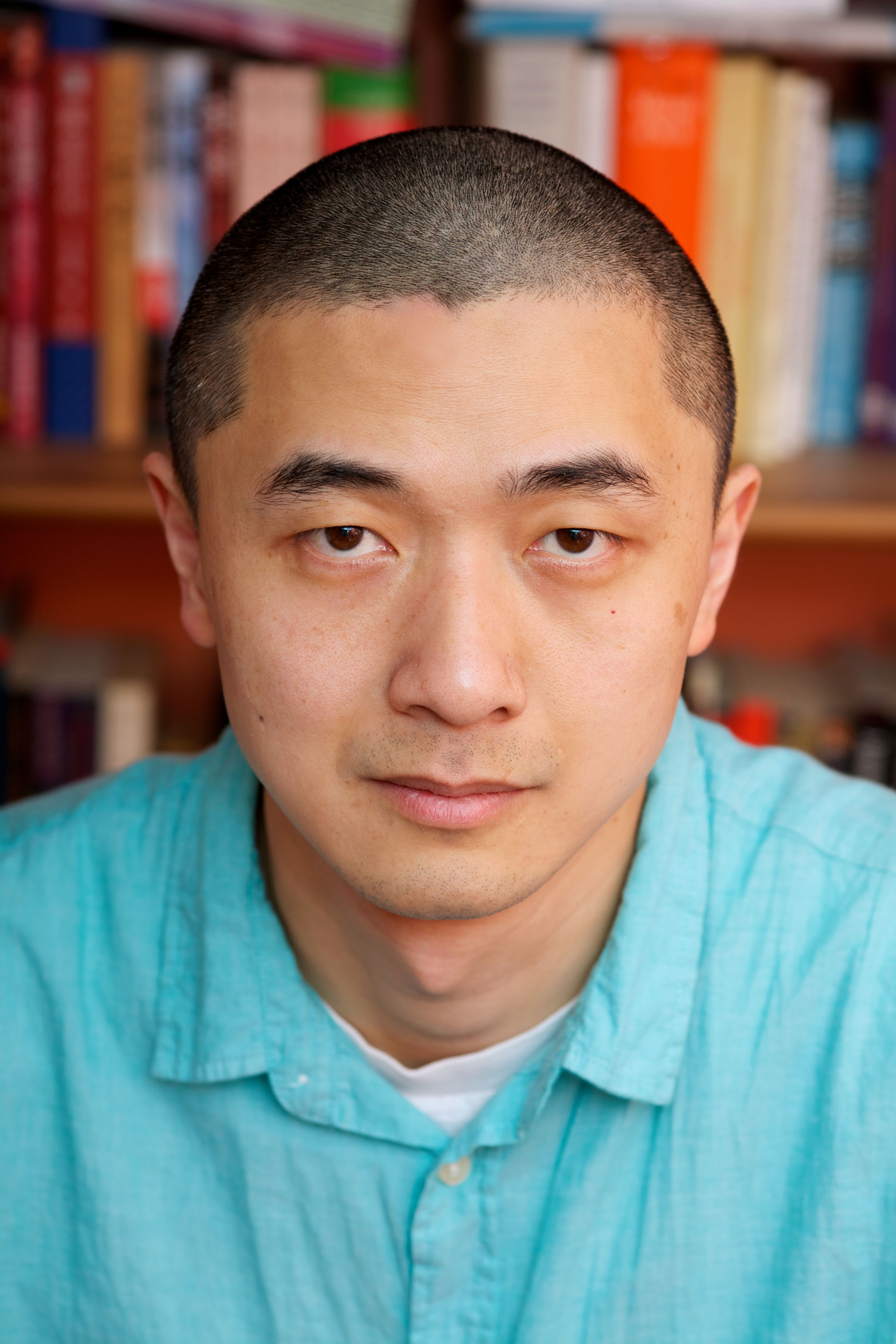 Author Ken Liu